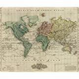 Amazon pure country weavers old world map blanket tapestry cafepress vintage map of the world 1823 soft fleece throw blanket gumiabroncs Image collections