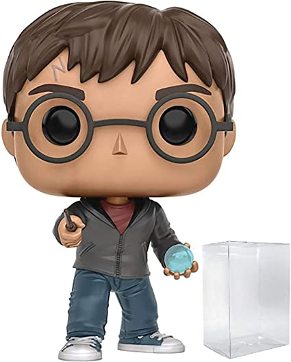 Vinyl Figure Harry Potter Pop Harry Potter with Prophecy  *BRAND NEW*