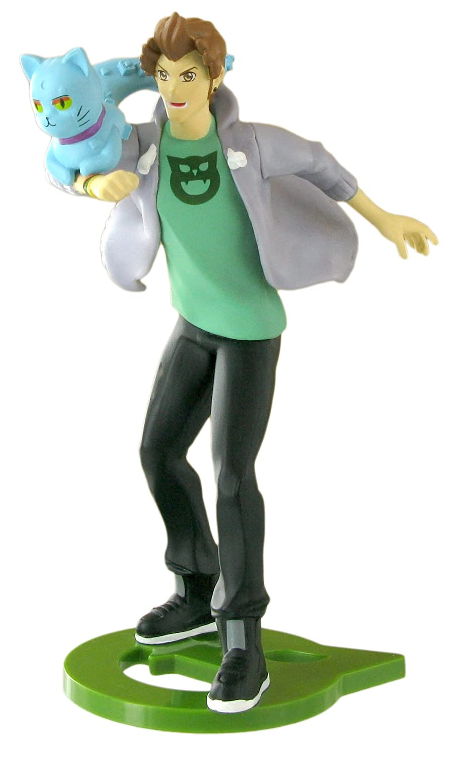 Amazon.com: The Rubius – Figure Rubius with Cat (COMANSI ...