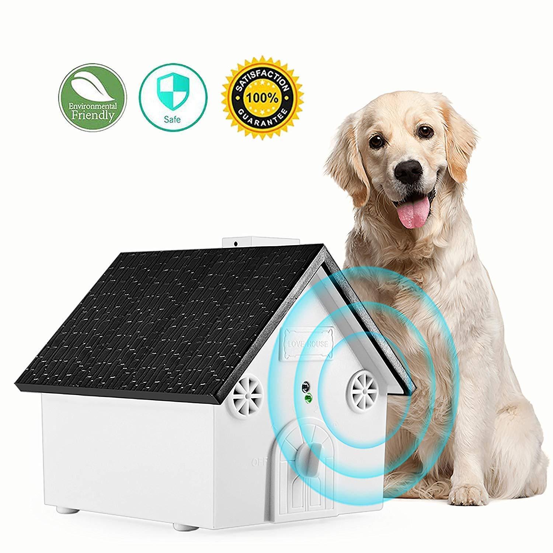 1K Ultrasonic Bark Control Deterrent Stop Dog Barking Anti Barking Device,Dog Training Tool,Safe for Dogs Pets and Human,50 Ft Range
