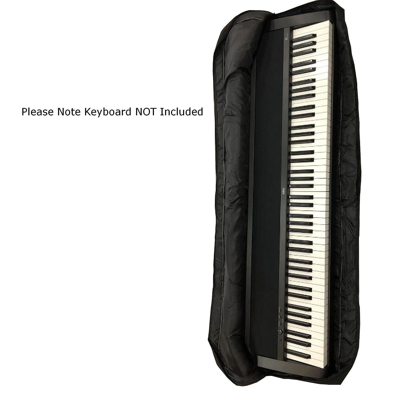 Berkeley Slimline - Funda para teclado acolchado para Yamaha P y Casio PX Series: Amazon.es: Instrumentos musicales