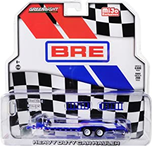 Heavy Duty Car Hauler Brock Racing Enterprises (BRE) Limited Edition to 4,600 Pieces Worldwide 1/64 Diecast Model by Greenlight 51259