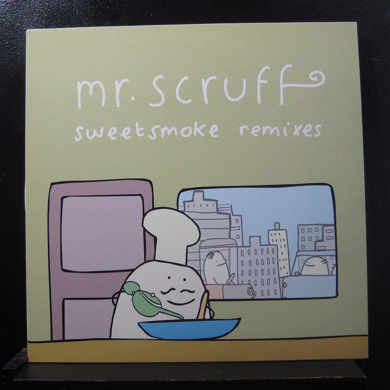 Mr Scruff - Sweetsmoke - Ashley Beedle & Manitoba Remixes ...