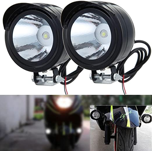 League & Co Faro para moto, bicicleta, SUV, ATV, camiones, 12V 80V ...