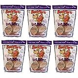 Sweet Potato Dog Chewz - 6 Pack (15 ounces each)- Value Pack Big Boyz