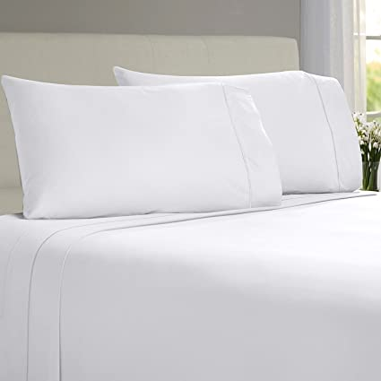 Charmant Linenwalas Pure Luxury Bamboo Sheets   4 Piece Bed Sheet Set   Softest  Bedsheets And