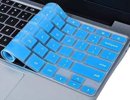 CaseBuy Keyboard Cover Skin Compatible 2019/2018/2017 Samsung Chromebook 3 XE500C13 XE501C13 11.6