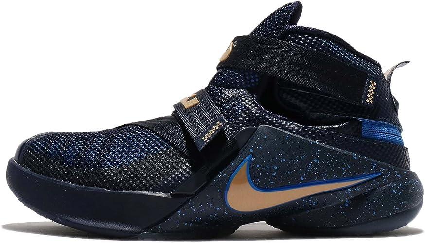 Nike Lebron Soldier IX Flyease (GS), Zapatillas de Baloncesto para ...