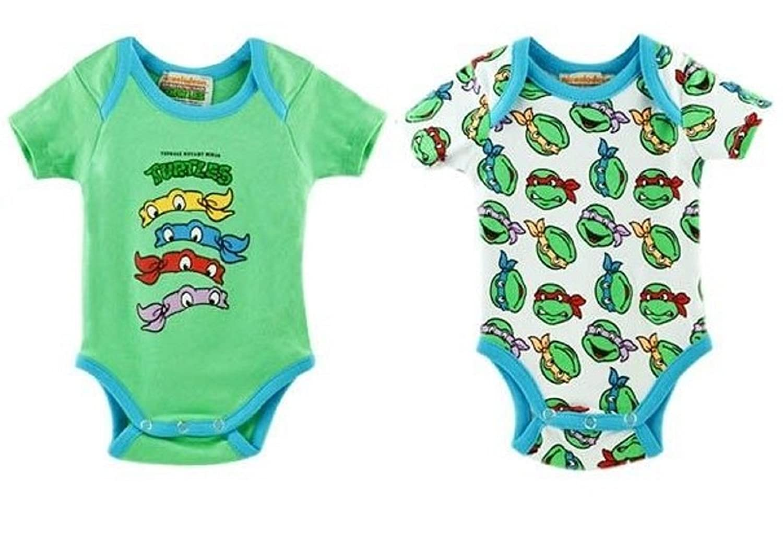 Teenage Mutant Ninja Turtles - Pelele para Dormir - para bebé niño ...