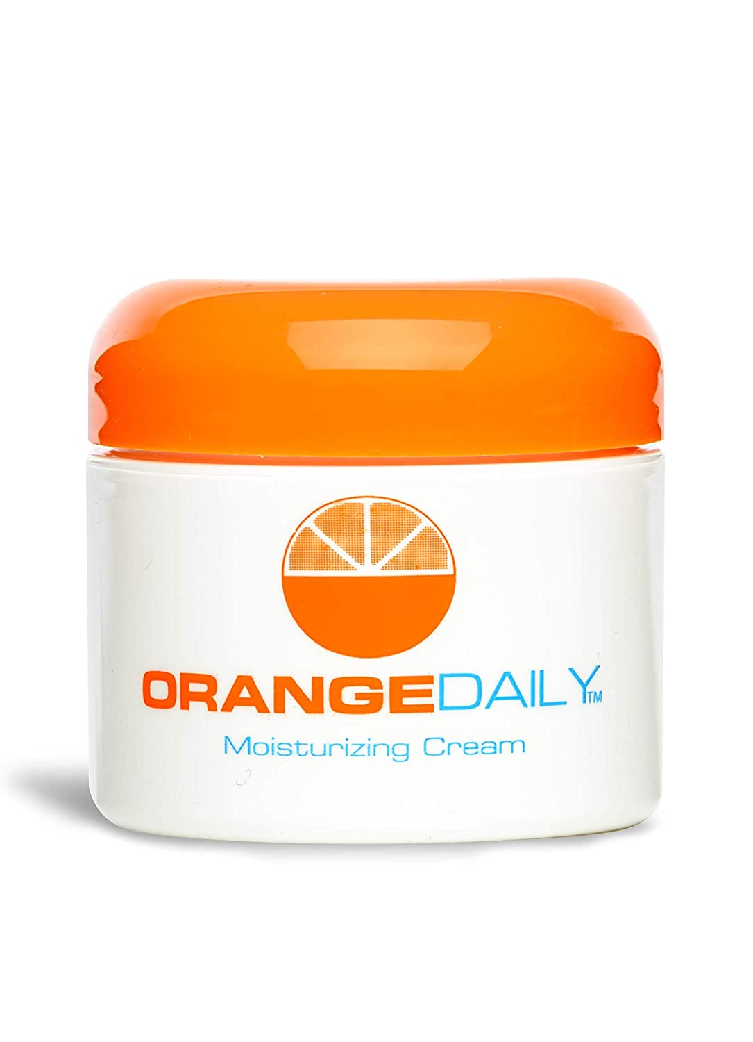 OrangeDaily Vitamin C Daily Facial Moisturizer to Help Fight Premature Aging Skin, 2 Ounce