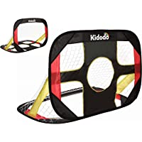 Kidodo Soccer Goal for Backyard Kids Soccer Goals Soccer Goals for Kids pop up Soccer Goal net for Toddler Goal net…