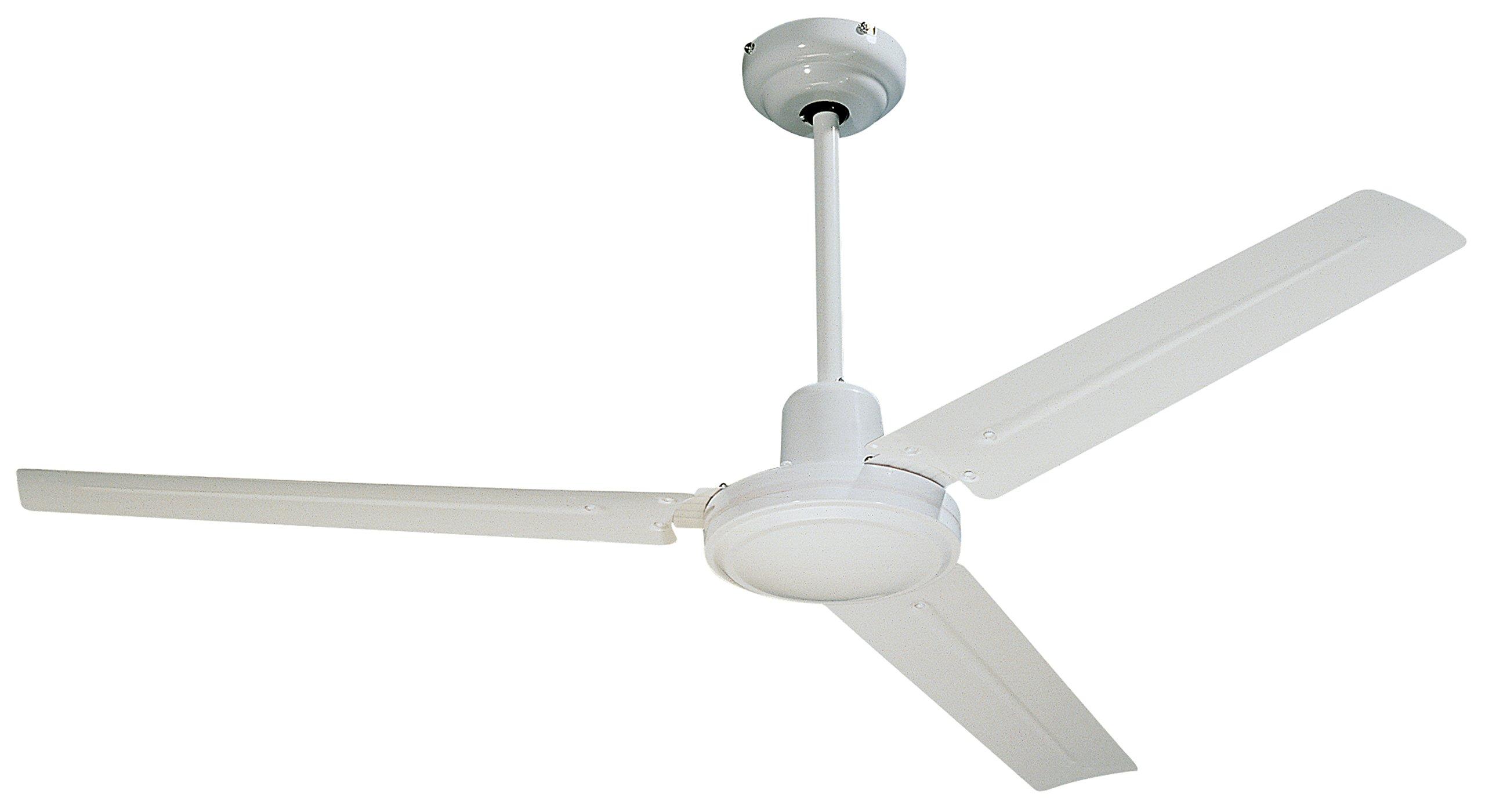 Farelek Seychelles Ventilateur de plafond 122 cm Blanc product image