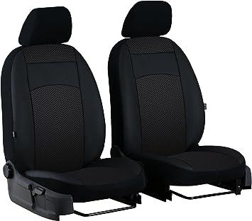 Ejp Maßgefertigte Vordersitzbezüge Für X1 F48 Ab 2015 Design Royal Fahrersitz Beifahrersitz Hier Farbe Schwarz 1ex Auto