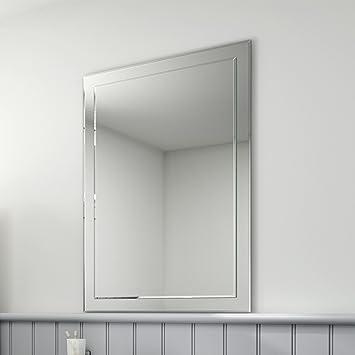 Soak Moderner Wandspiegel Fur Das Badezimmer Rechteckiger Design