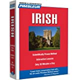 Pimsleur Irish Level 1 CD: Learn to Speak and Understand Irish (Gaelic) with Pimsleur Language Programs (Compact)