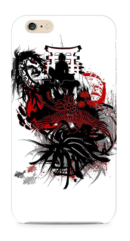 Samurái sueños lámina iPhone 6/6 + Plus funda Retro guerrero ...