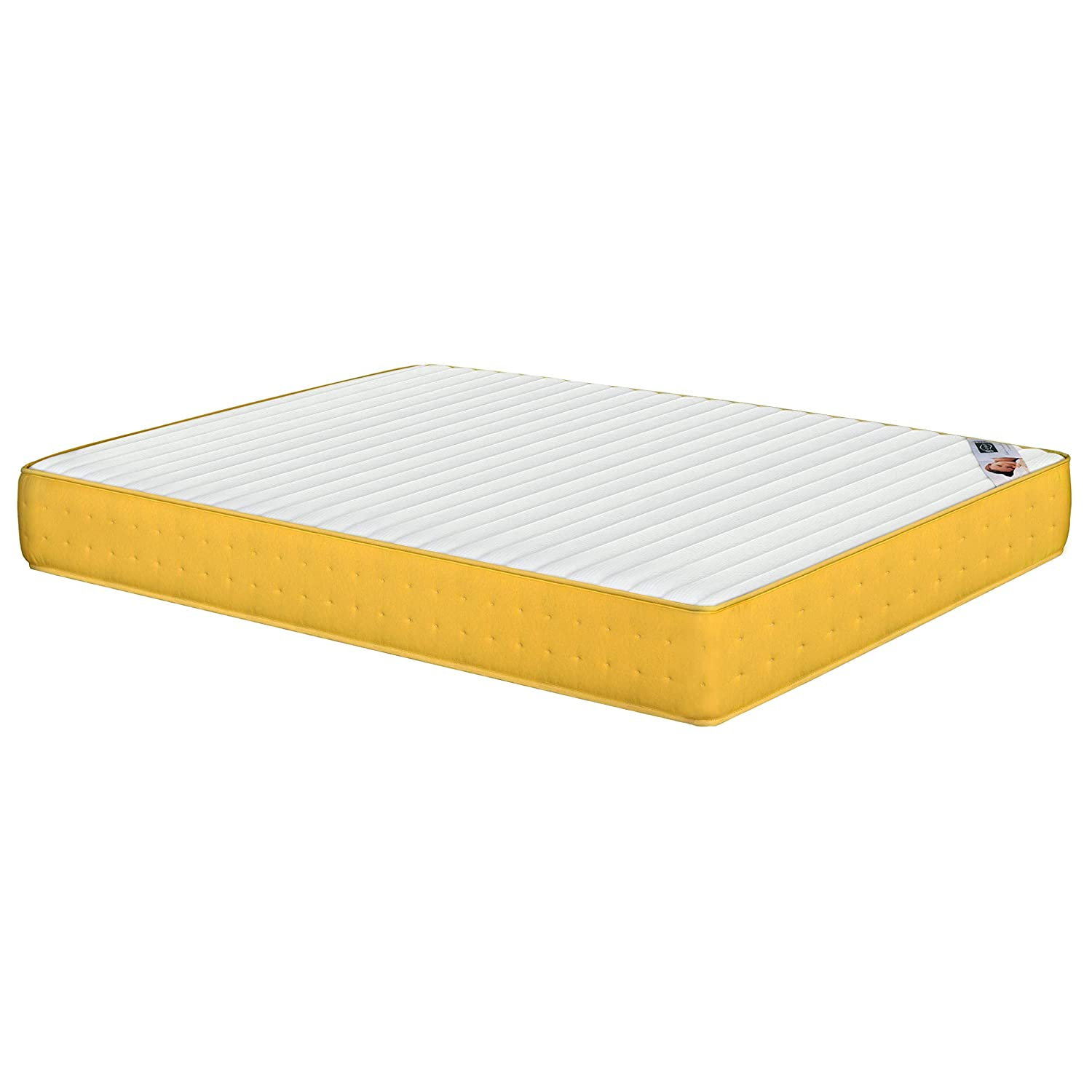 San Ignacio Colchón Visco-Gel Yellow Cloud-24 cm-105/180-San ...