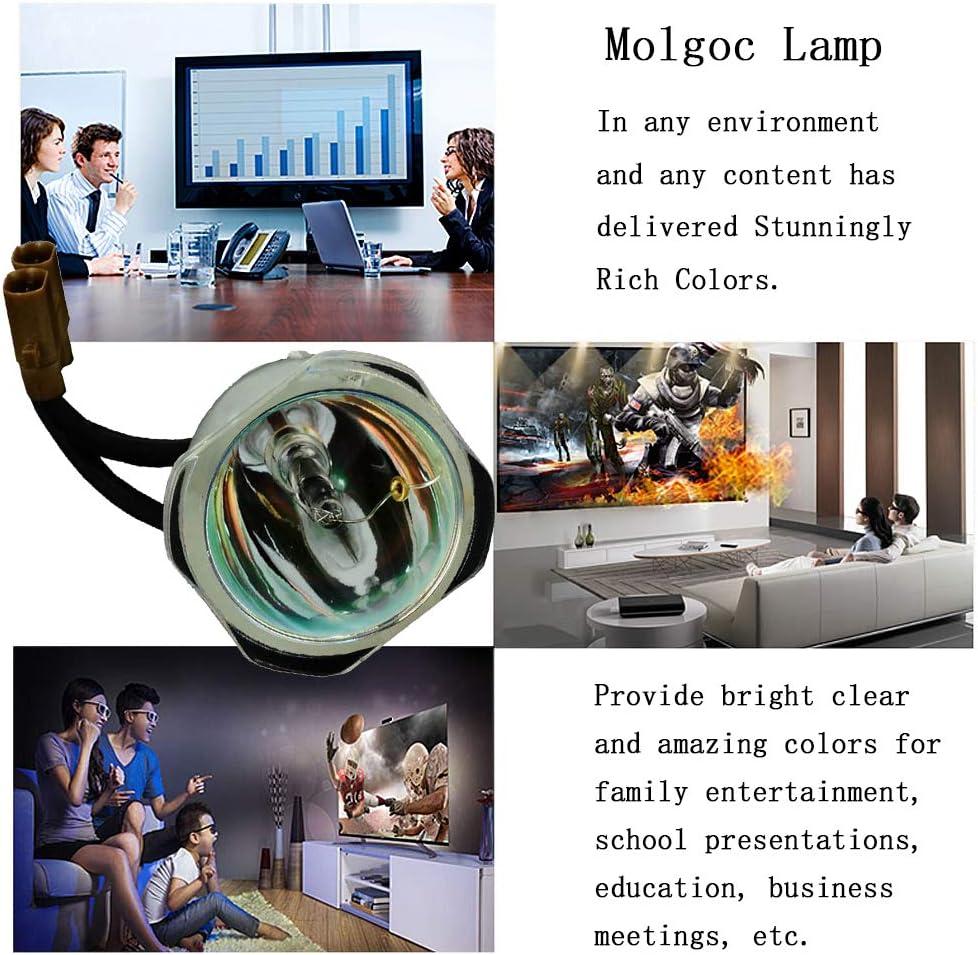 Molgoc aj-lan1/proiettore Bare lampadina di ricambio per LG an110-jd//AN110B//AN110/W