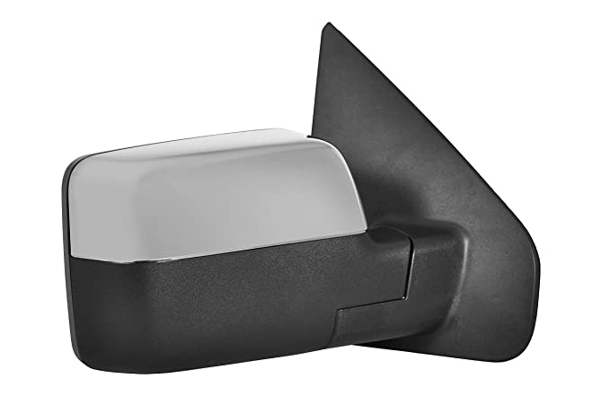 Partslink Number FO1321334 OE Replacement Ford F-150 Passenger Side Mirror Outside Rear View