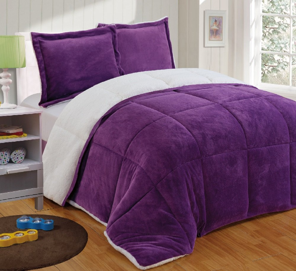 mmk prices micro rd vcny shop quen at sets collections bedding mink jpg piece sherpa affordable set comforter cs in home