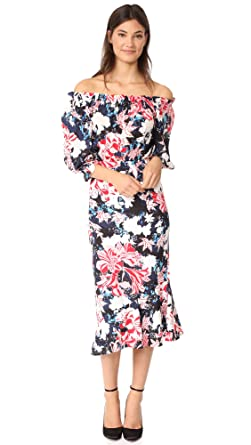 Clothing Tigerlilly Saloni Grace Maxi Dress CHLKYT