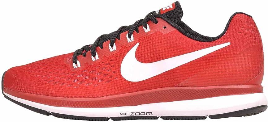 New Men's Nike Air Zoom Pegasus 34 (TB) Red Running Shoe Size 9.5