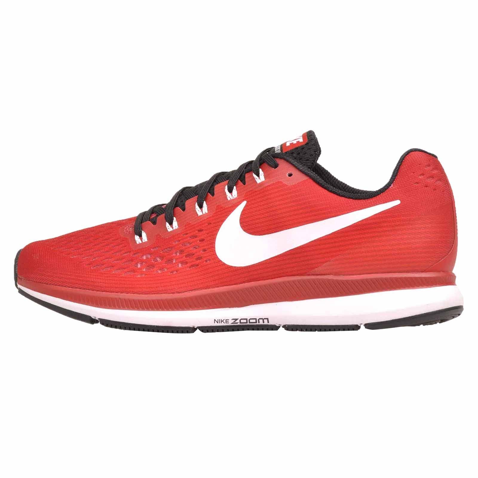 Nike Air Zoom Pegasus 34 TB Men's Running Shoes (10.5, Red/White)