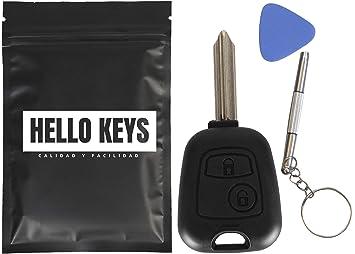 hello keys - Carcasa Llave Citroen Xsara Picasso Mando para ...