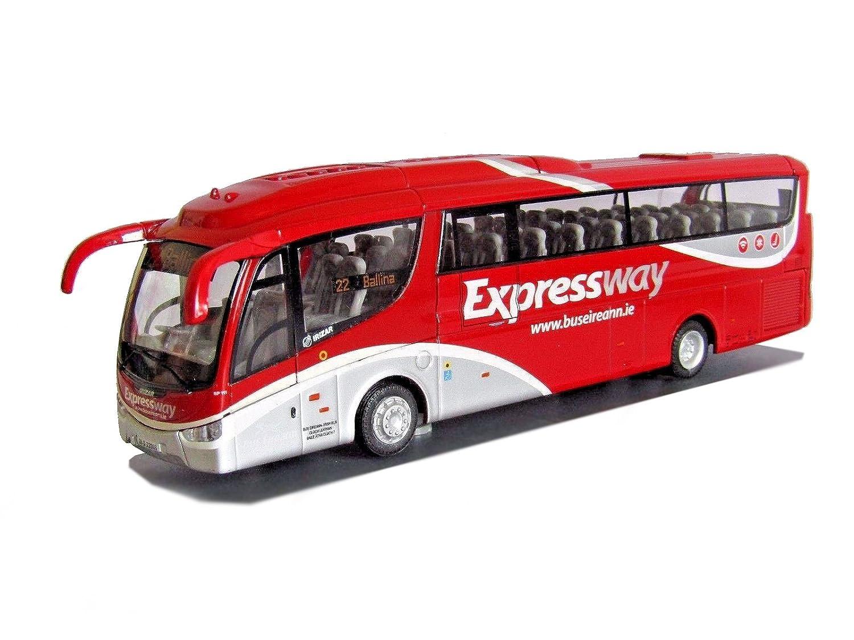 Corgi OOC Scania Irizar PB Bus Eireann Expressway Ballina 1/76 Scale CP46213B