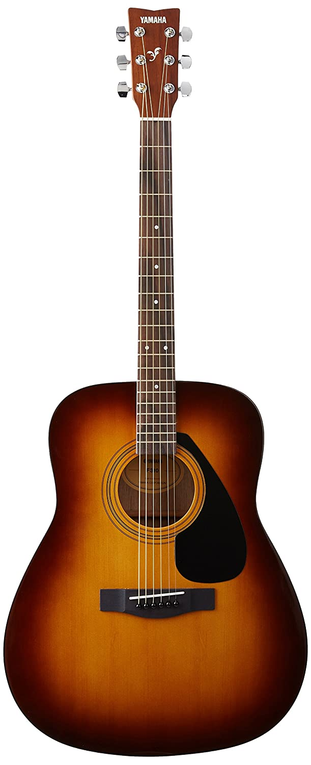 Yamaha F310 Full Size Acoustic Guitar, Natural Yamaha Musical Instruments