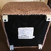Amazon.com: HomePop K7763-E697 - Sillón acolchado para niños ...