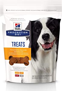 Hill's Prescription Nutrition Dog Treats, 11 oz.