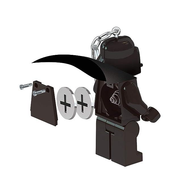 Amazon.com: Llavero con luz de Darth Vader de Lego Star Wars ...