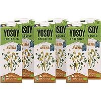 Yosoy - Bebida Vegetal Ecológica de Avena, Caja