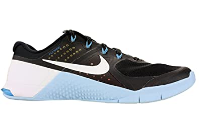 8f7ac408e05 Image Unavailable. Image not available for. Color  Nike Mens Metcon 2 AMP   quot Thermal quot  Training Shoes Black White Blue