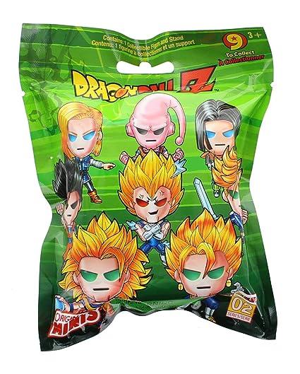 857614d64a23d Amazon.com: Dragon Ball Z Series 2 Blind Bagged Mystery Mini Figure ...