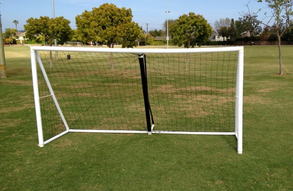 Professional Grade 12 ' x 8 ' Inflatable Soccer Goal B0785Y3VK1