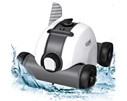 AIPER SMART Cordless Automatic Pool Cleaner, Rechargeable Robotic Pool Cleaner with Up to 90 Mins Run Time, IPX8 Waterproof,