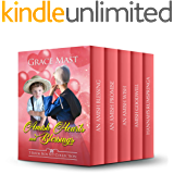 Amish Hearts and Blessings: 5 Book Box Set Collection