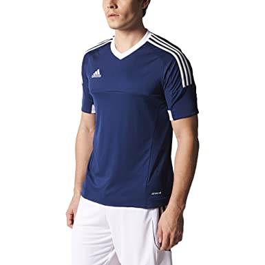 dd2c69ffe Adidas Tiro 15 Mens Soccer Jersey  Amazon.co.uk  Sports   Outdoors