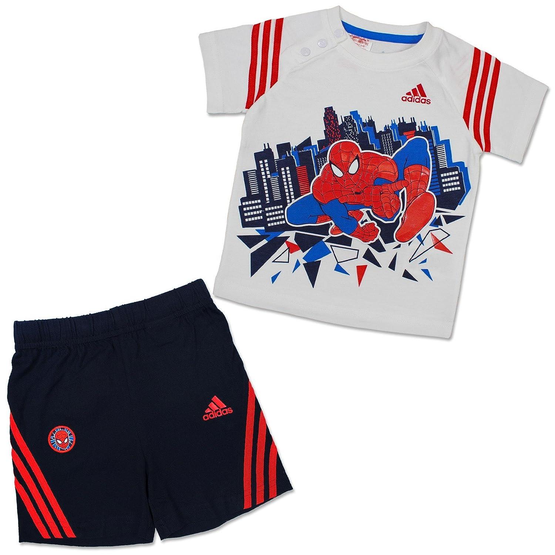 adidas Boys \'Spider-Man Set Toddler Training Combinations