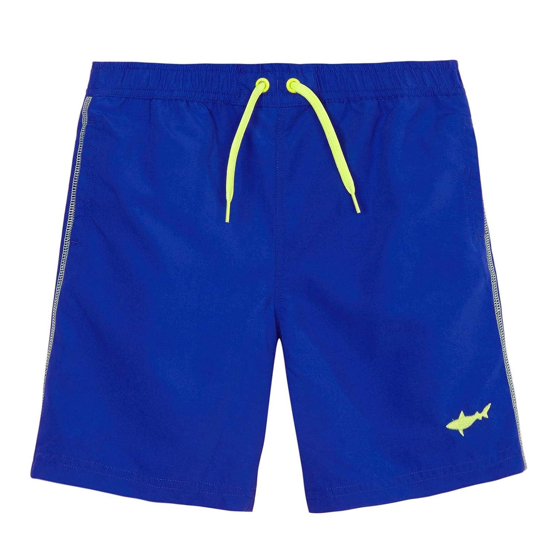 Boys' Blue Swim Shorts bluezoo Boys' Blue Swim Shorts