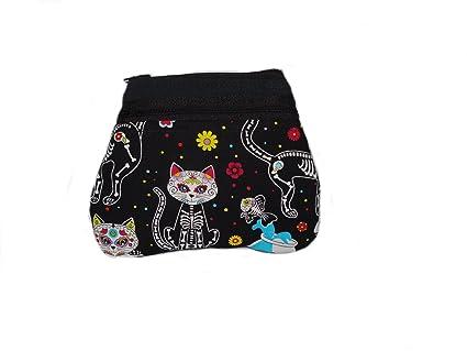 Monedero gatos/Catrina: Amazon.es: Equipaje