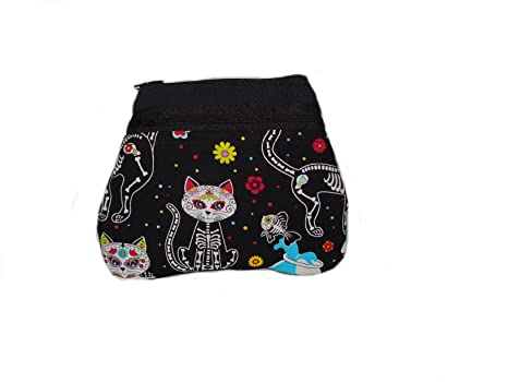 Monedero gatos/Catrina