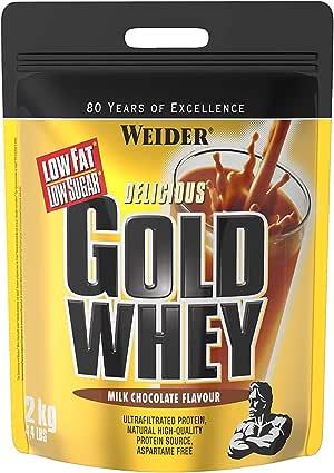 Weider Nutrition Gold Whey Milk Chocolate 2000g