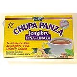 Te Chupapanza con piña, Jengibre y Linaza original 100%