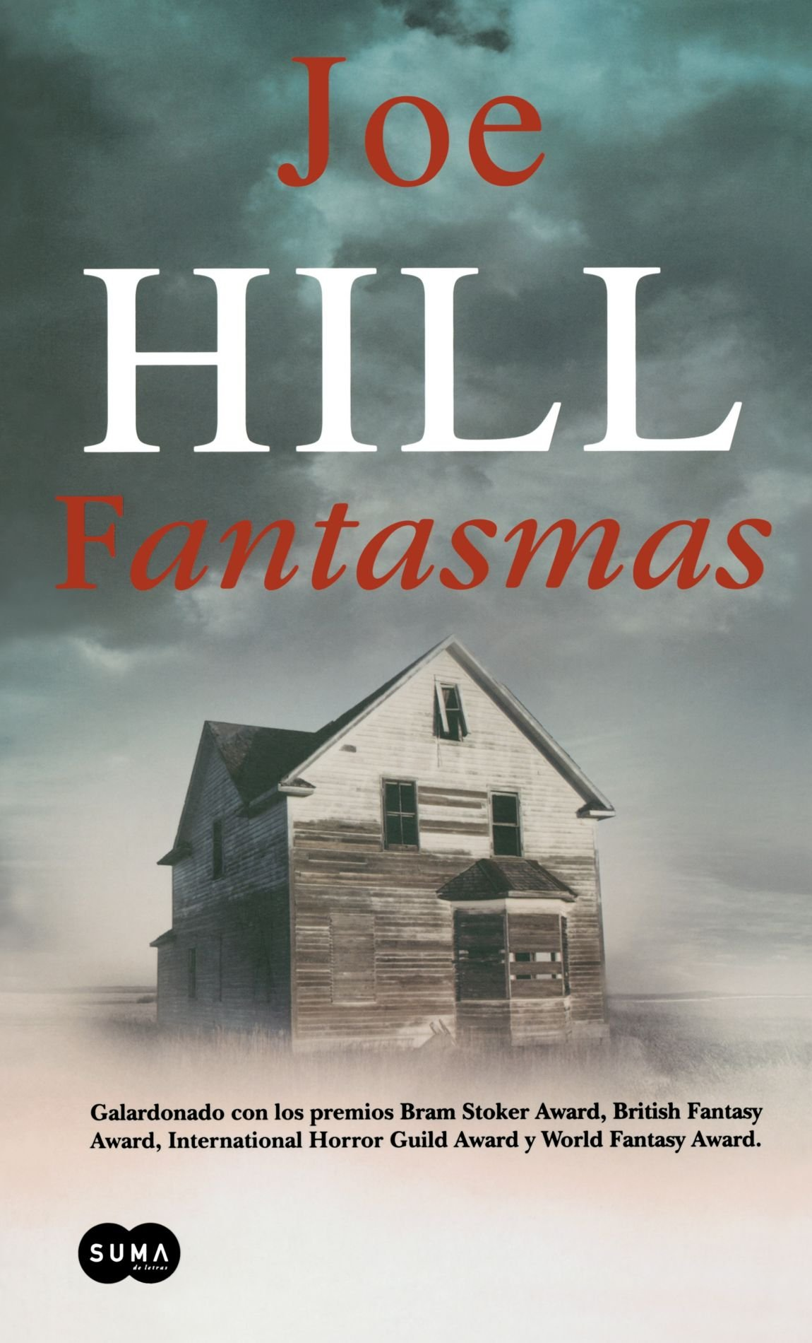 Fantasmas/ 20th Century Ghosts Tapa blanda – 28 feb 2009 Joe Hill Suma De Letras Mexico Sa 6071101220 Horror fiction.