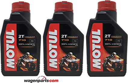 Aceite para mezcla de gasolina de motor motocicleta 710 2T Ester ...