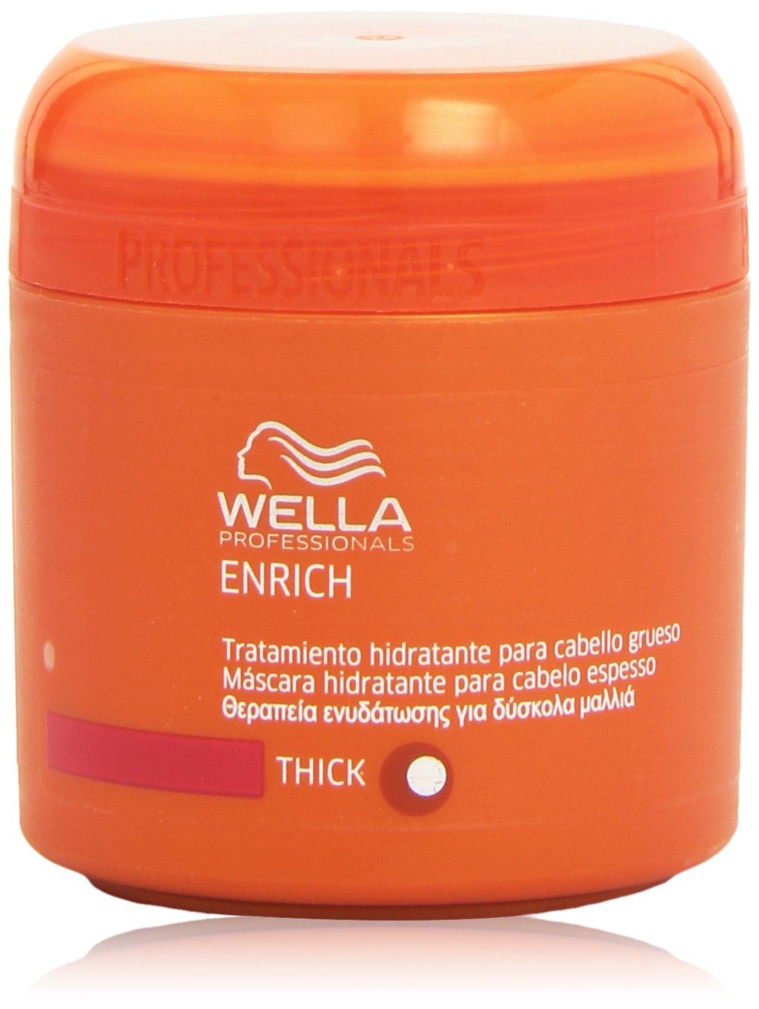 Wella Enrich Mask Thick Hair Mascarilla - 150 ml