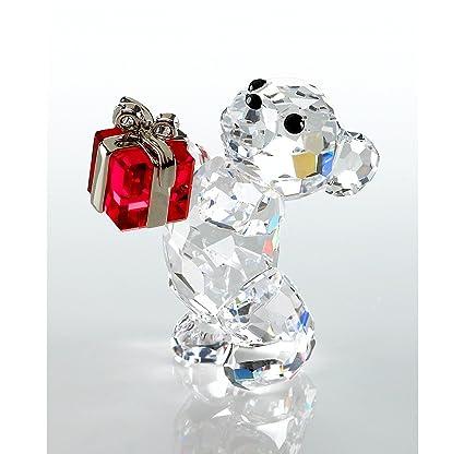 71d45af95e Amazon.com: Swarovski Kris Bear A Gift For You 905788: Home & Kitchen